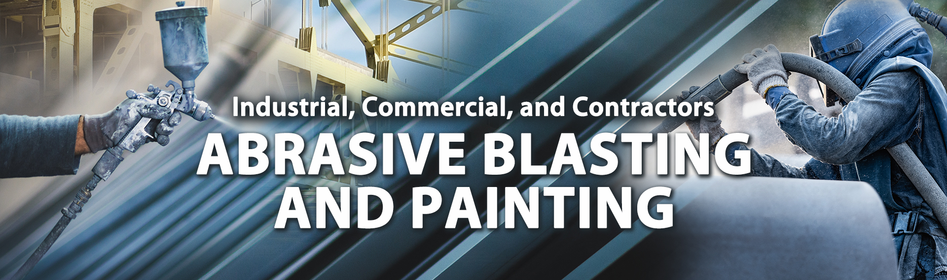 Industrial, Commercial, and Contractors Abrasive Blasting and Painting
